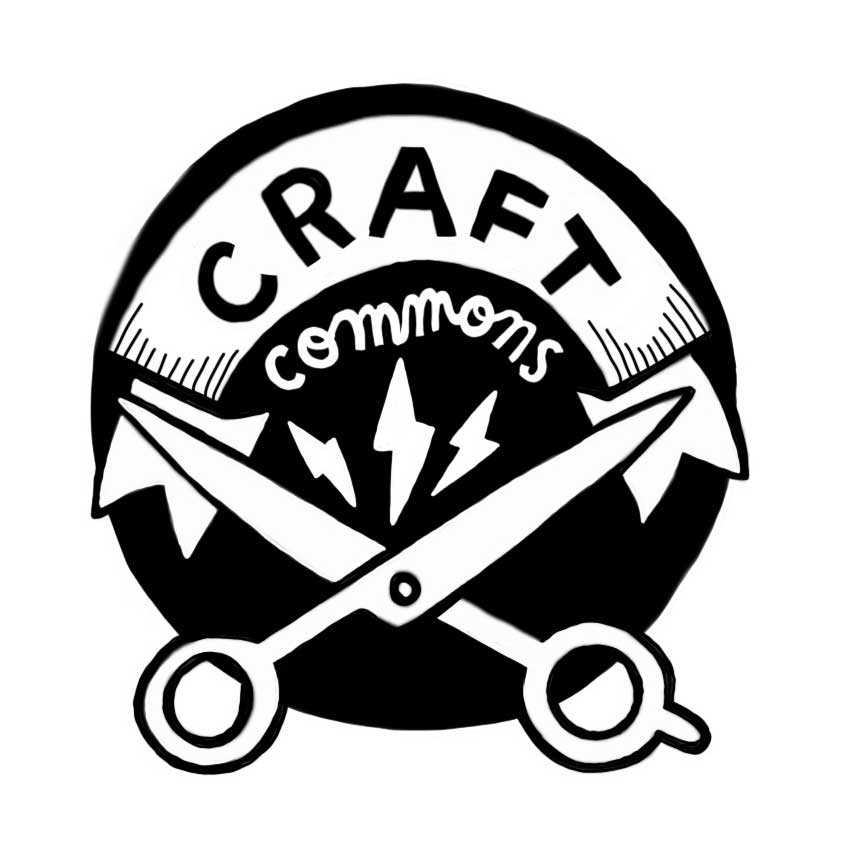 Logo for the Craft Commons project