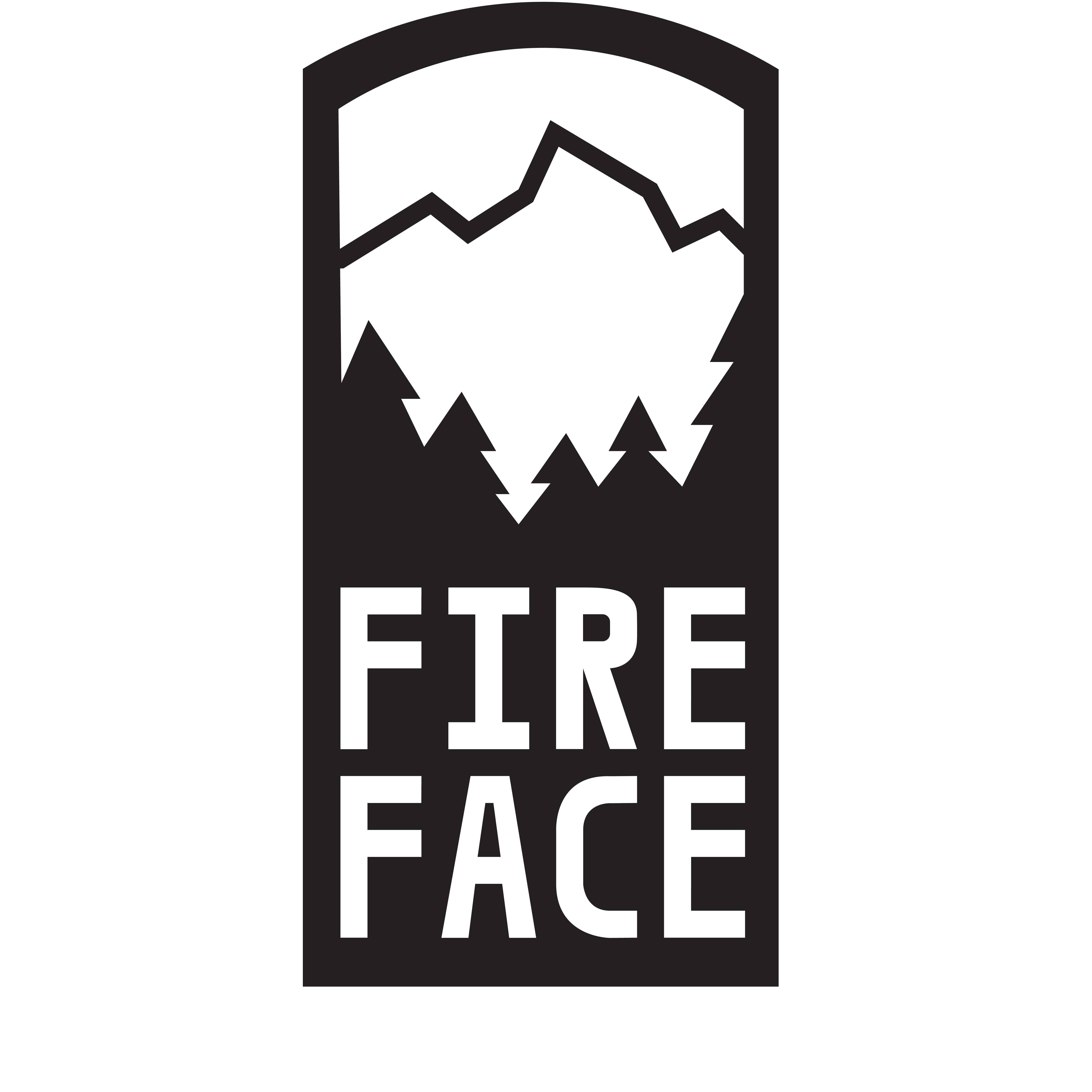 Image of the new Fire Face logo